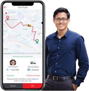 Dc Taxi Service app